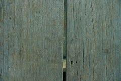 Vecchia superficie di legno di Pier Pale Planks Texture Background fotografie stock