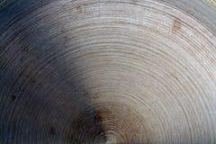 Vecchia superficie di metallo con i graffi Fotografia Stock