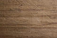 Vecchia superficie graffiata. Fotografia Stock Libera da Diritti
