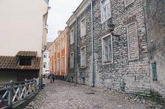 Vecchia Tallinn Fotografia Stock Libera da Diritti