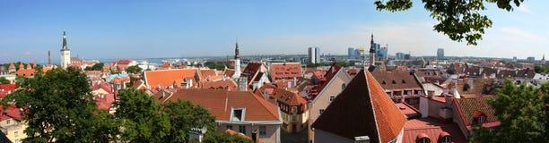 Vecchia Tallinn Immagini Stock