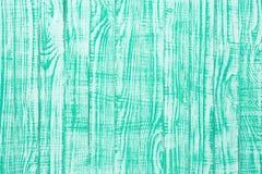 Vecchia tavola di legno, superficie del blu di legno dipinto Struttura antica, Immagini Stock Libere da Diritti