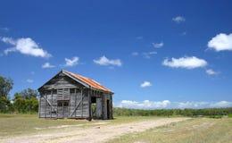 Vecchia tettoia Immagini Stock Libere da Diritti