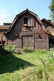 Vecchia tettoia Fotografia Stock