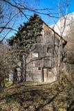 Vecchia tettoia - gola di Turda - Cheile Turzii, la Transilvania, Romania Fotografie Stock