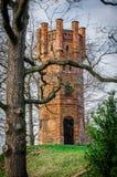 Vecchia torre Fotografie Stock Libere da Diritti
