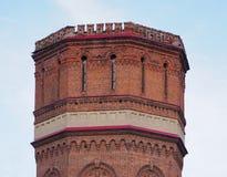 Vecchia torre Fotografia Stock Libera da Diritti