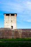 Vecchia torre Fotografia Stock