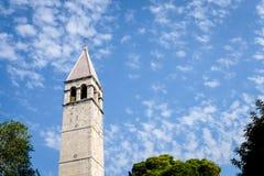 Vecchia torre alla spaccatura Fotografia Stock Libera da Diritti