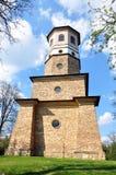 Vecchia torre Babilonia, repubblica Ceca, Europa dell'allerta Fotografie Stock Libere da Diritti