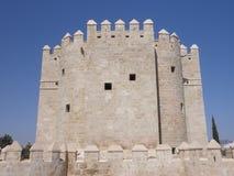 Vecchia torre a Cordova Immagini Stock Libere da Diritti