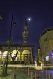 Vecchia torre Costantinopoli Fotografia Stock