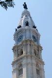 Vecchia torre del comune fotografia stock libera da diritti