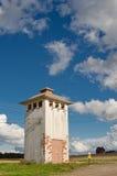 Vecchia torre della trasmissione Immagini Stock Libere da Diritti