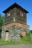 Vecchia torre di acqua Immagine Stock