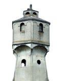 Vecchia torre di acqua Fotografia Stock