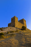 Vecchia torretta del castello. Immagini Stock Libere da Diritti