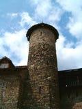 Vecchia torretta del castello Fotografie Stock Libere da Diritti