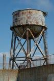 Vecchia torretta di acqua Immagine Stock