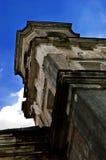 Vecchia torretta di chiesa Immagini Stock