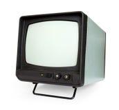Vecchia TV immagini stock libere da diritti