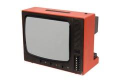 Vecchia TV Fotografia Stock Libera da Diritti