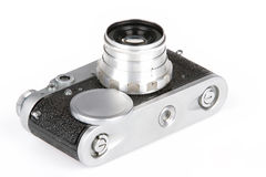 Vecchia unità fotografica, Fotokamera Immagine Stock Libera da Diritti