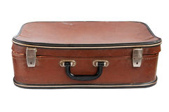 Vecchia valigia Fotografia Stock Libera da Diritti