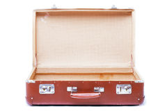 Vecchia valigia immagine stock libera da diritti