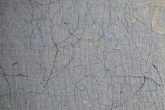 Vecchia vernice cracked Struttura Fotografia Stock Libera da Diritti