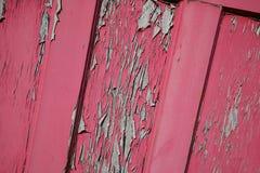 Vecchia vernice della sbucciatura Immagini Stock