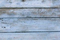 Vecchia vernice su legno Fotografia Stock