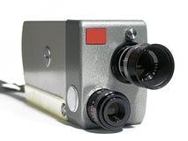 Vecchia videocamera Fotografia Stock Libera da Diritti