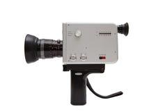 Vecchia videocamera portatile del tedesco 8mm Immagini Stock Libere da Diritti