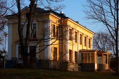 Vecchia villa Immagini Stock