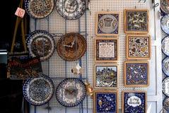 Vecchia vista di Gerusalemme Immagine Stock Libera da Diritti