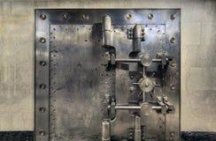 Vecchia volta della Banca largamente Fotografia Stock Libera da Diritti