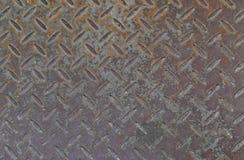 Vecchia zolla del diamante Fotografia Stock