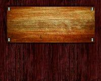 Vecchia zolla di legno o struttura Fotografie Stock