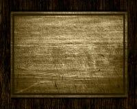 Vecchia zolla di legno o struttura Immagini Stock