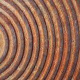 Vecchia zolla metallica Fotografia Stock Libera da Diritti