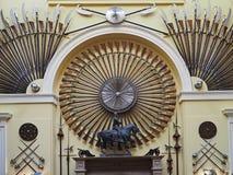 Vecchie armi Fotografia Stock Libera da Diritti