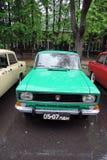 Vecchie automobili russe Immagine Stock