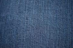 Vecchie blue jeans Fotografie Stock Libere da Diritti