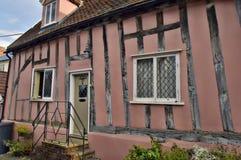Vecchie case Immagini Stock