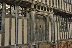 Vecchie case Immagini Stock Libere da Diritti