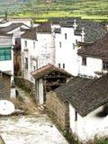 Vecchie case della montagna Immagine Stock Libera da Diritti