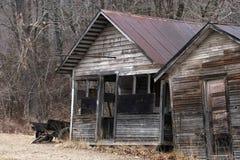 Vecchie costruzioni fotografie stock