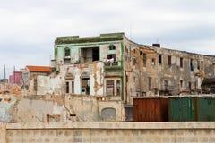 Vecchie costruzioni Avana Fotografie Stock Libere da Diritti