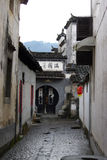 Vecchie costruzioni Cina immagini stock libere da diritti